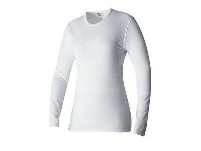 Hot Chillys Women/'s Base Layer Crewneck Top Peachskins Cabin Fever HC3050 Small