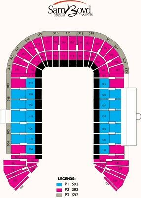 FRONT ROW 2019 Monster Jam All Star Tickets
