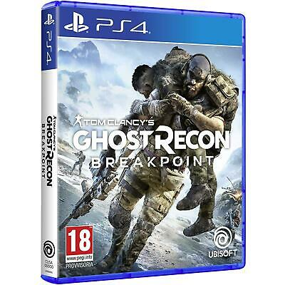 Tom Clancy's Ghost Recon Breakpoint ITALIANO [ Playstation 4 | PS4 ]
