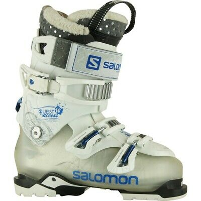 SALOMON QUEST ACCESS 770 W chaussures de ski d'occasion Femme