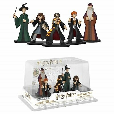 Harry Potter Collectable 5 Pack Figures Articulated Figures Heroworld S7 Toy NEW