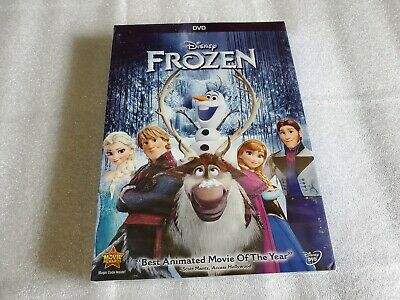 Frozen (DVD, 2014) Brand New Sealed
