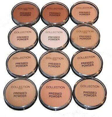 12 x Collection Pressed Powder | Mixed | Wholesale | inc Daydream, Warm Bronze +