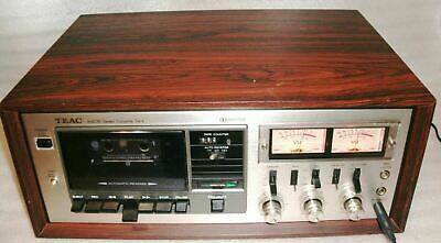 TEAC A-601R works but has a few small issues! READ description for details.