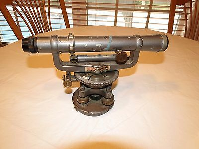 David White universal 8114 DW level builders level surveying instruments RARE