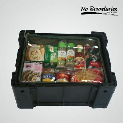 Tentco Wolf Box / Plastic 'Ammo' Box Full Pouch  - TEN108