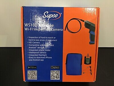 SUPCO,  WS100 - Inspection Camera  Boreoscope