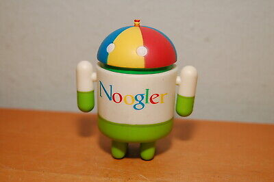 Android Mini Collectible figurine Google Edition - Noogler 2019, No Propeller