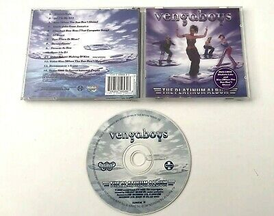Vengaboys : The Platinum Album CD