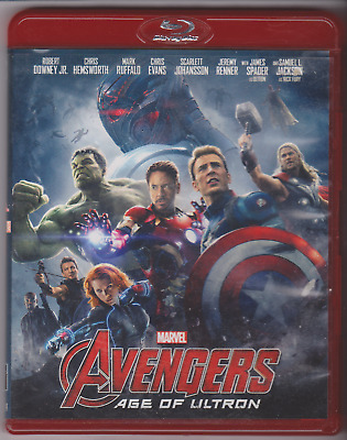 Marvel's Avengers: Age of Ultron [Blu-Ray](Bilingual)