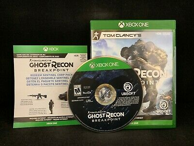 Tom Clancy's Ghost Recon Breakpoint (Xbox One) Region Free