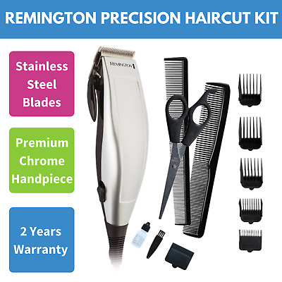 Remington Mens Hair Clippers Electric Haircut Grooming Trimmer Home Men Boys NEW