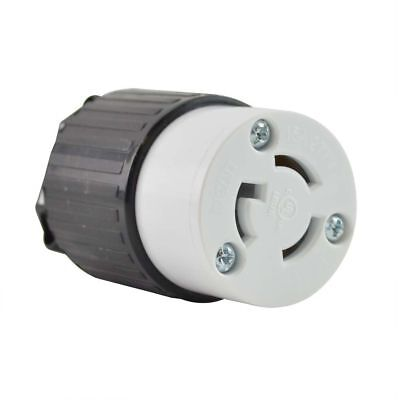 YGA031F Twist Lock Electrical Receptacle 3P 15A 277V - NEMA L7-15C