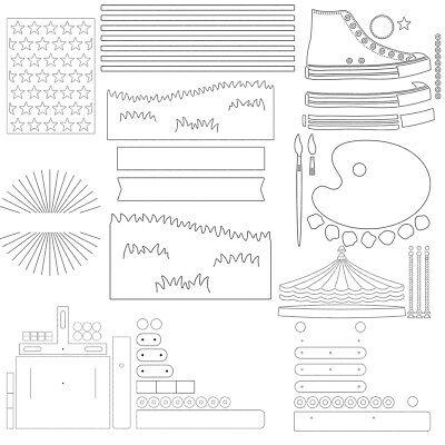 Christmas Metal Cutting Dies Stencil For Diy Scrapbooking Paper Cards Crafts