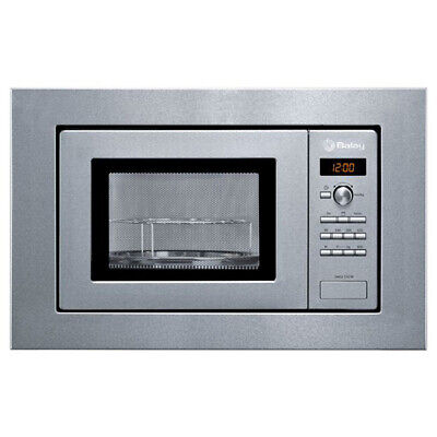 S0407512 244571 Micro-ondes intégrable avec grill Balay 3WGX1929P 18 L 800W Acie