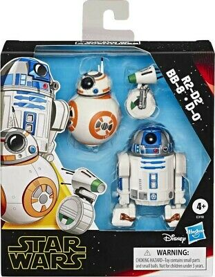 NEW Star Wars GOA E9 Droid 3 Pk from Mr Toys