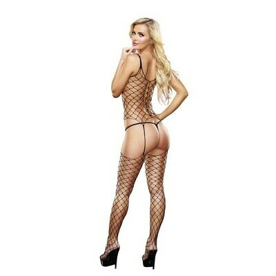 S13013647 244804 Collant de Corps Fencenet Lapdance Noir