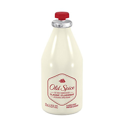 Old Spice After Shave Lotion Classic 4.25 Fl Oz