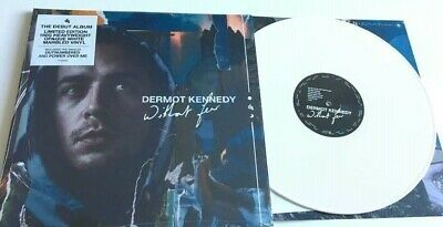 Dermot Kennedy Without Fear White Marbled Vinyl Lp New 2019