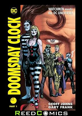 DOOMSDAY CLOCK PART 1 HARDCOVER New Hardback Collects Issues #1-6 (Volume 1)