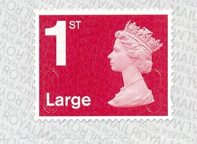 """2019 """"M19L""""-""""MBIL"""" 1st LARGE DEEP Red SBP2u - Single Stamp from Business Sheet"""