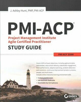 PMI-ACP Project Management Institute Agile Certified Practition... 9781119434450