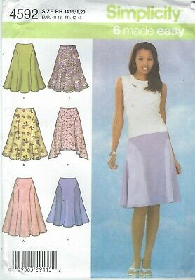 4592 Mail Order BARBIE Doll Fabric Sewing Pattern Vintage Teen Fashion Peggy Ann