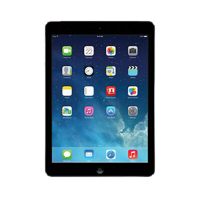Apple iPad Air MD785LL/A 16GB 9.7 Inch WiFi Smart Tablet (Certified Refurbished)
