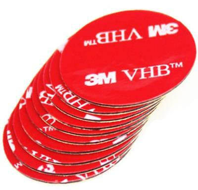Double Sided Tape a round Vhb a Foam Acrylic 3M™ 5952 - 38/58mm, No More Nails