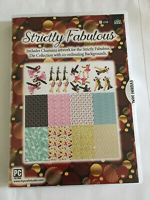 Tattered Lace Strictly Fabulous USB