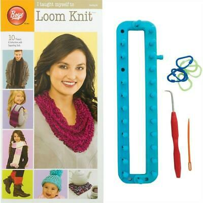 "Boye ""I Taught Myself To"" Loom Knit Kit - Kc 3703010000"