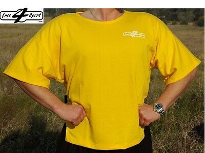 graues T-Shirt BW Bodybuilding Fitness Free4Sport bei 3KinX
