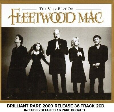Fleetwood Mac - The Very Best Essential Greatest Hits Collection - Rock Pop 2CD