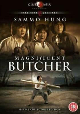 Magnificent Butcher OOP Hong Kong Legends DVD (Region 2)