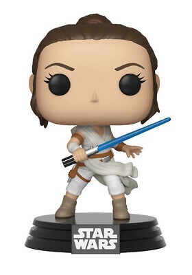 Funko Pop Star Wars Episode 9 The Rise Of Skywalker - Rey