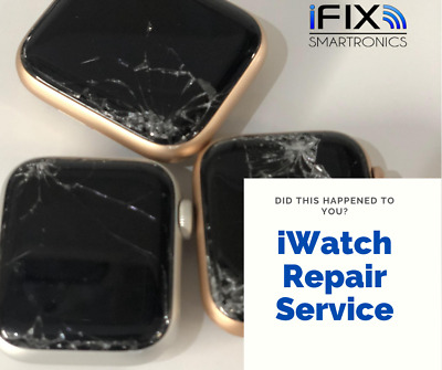Apple Watch Series 3 Screen Repair Mail Service