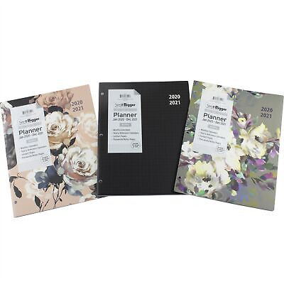 PlanAhead 2020 2021 Large Two Year Monthly Planner Agenda See It Bigger Choose