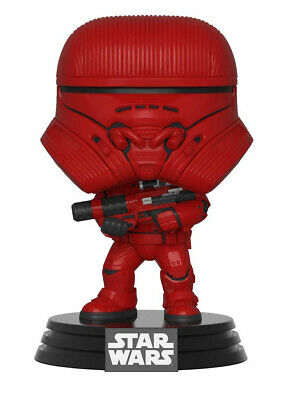 Funko Pop Star Wars Episode 9 The Rise Of Skywalker - Sith Jet Trooper