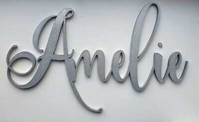 Custom Wood Name/Word/Quote Sign. Nursery/home/wall art, wedding decoration