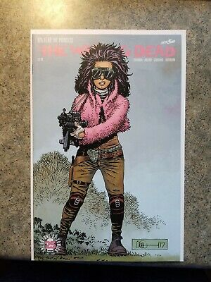 THE WALKING DEAD #171 Image Sold Out 1st Print Near Mint to NM+ FIRST PRINCESS