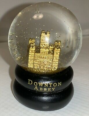 Downton Abbey Film Fan Event Snow Globe Give-a-Way - Pre Owned