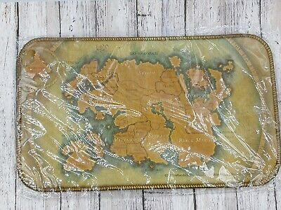 ELDER SCROLLS WORLD Map Mouse Pad by Loot Crate Gaming ...