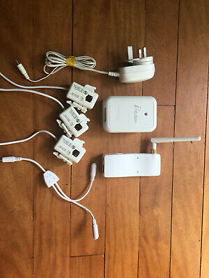 Owl Intuition PV Solar Energy Monitor plus Y-cable