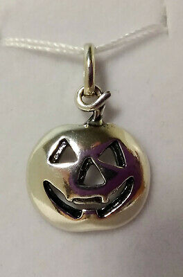 Royal Lion Silver Oval Necklace Happy Halloween Ghosts Pumpkins