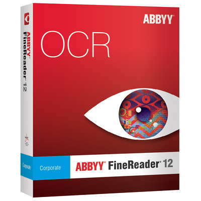 ABBYY FineReader Professional 12  Mac ✅ Official Genuine License Key ✔️Lifetime