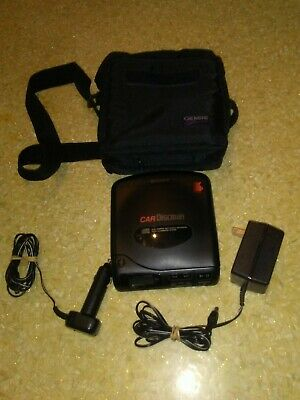 SONY Car Discman D-180K CD Player Chargers