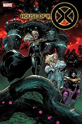 House of X #6 2019 MARVEL Comics Main Cover NM