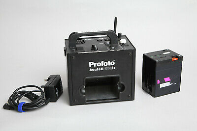 Profoto AcuteB 600R Portable Lighting Pack in Very Good Condition *NO Head*