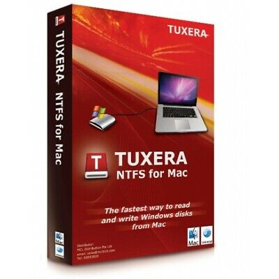 Tuxera NTFS 2018 Official Genuine License Key ✔️Lifetime macOS only