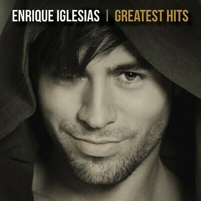 Cd Enrique Iglesias Greatest Hits Brand New Sealed 2019